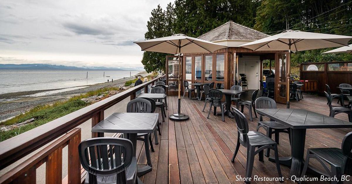 Where to eat Parksville Qualicum Beach Shore