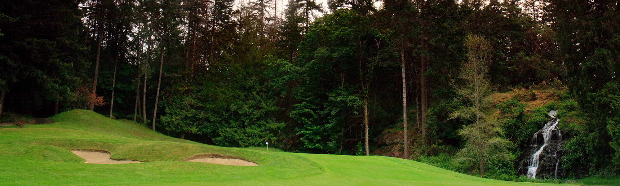 Olympic View Golf Course in Victoria BC