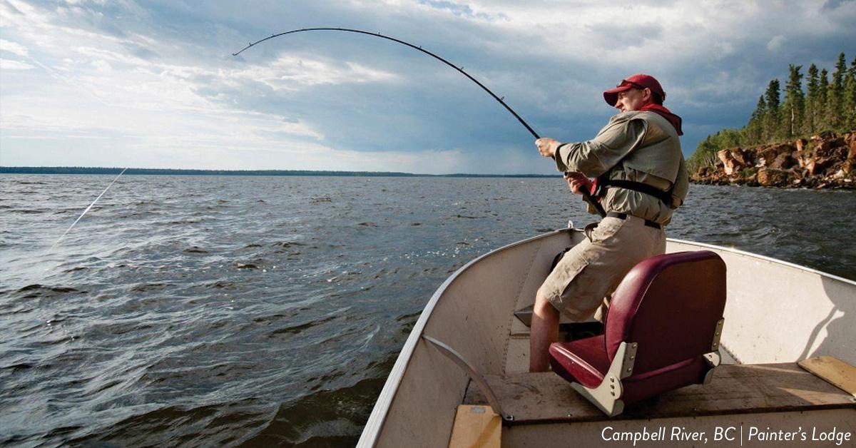 Fishing BC Campbell River