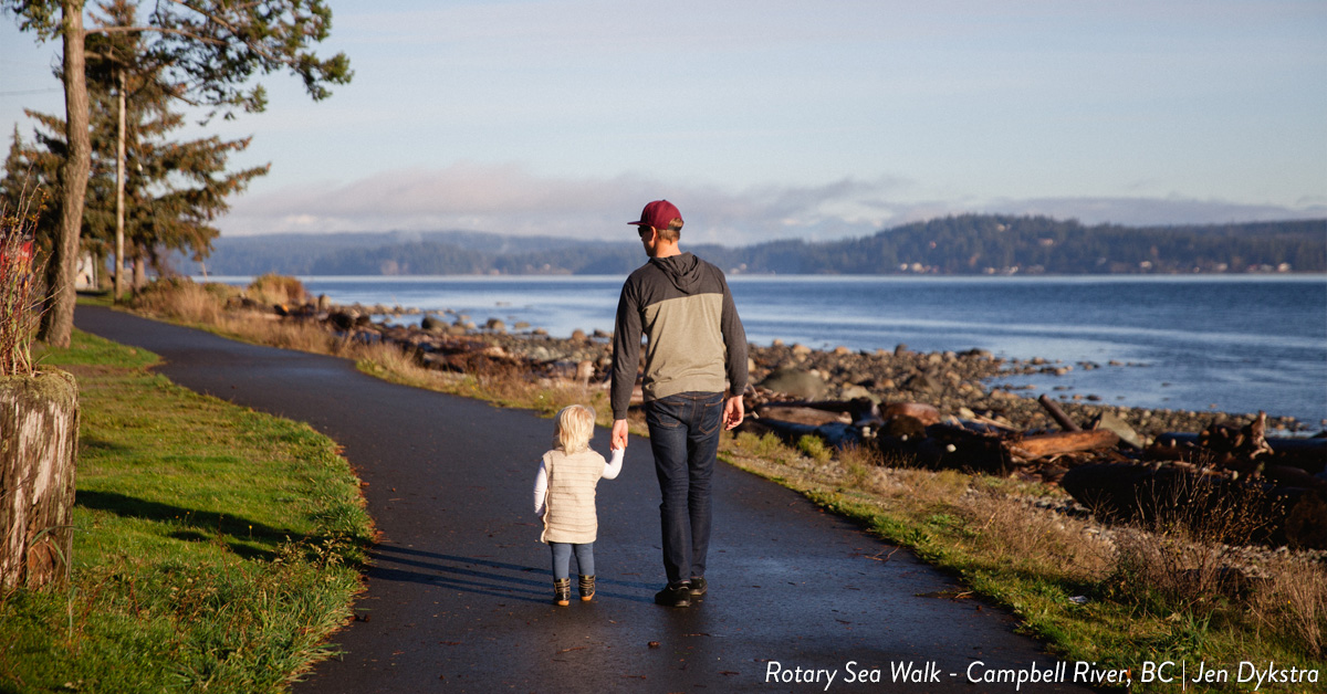 Campbell River BC Families