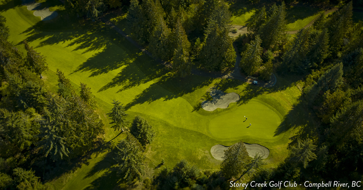 Golf Campbell River