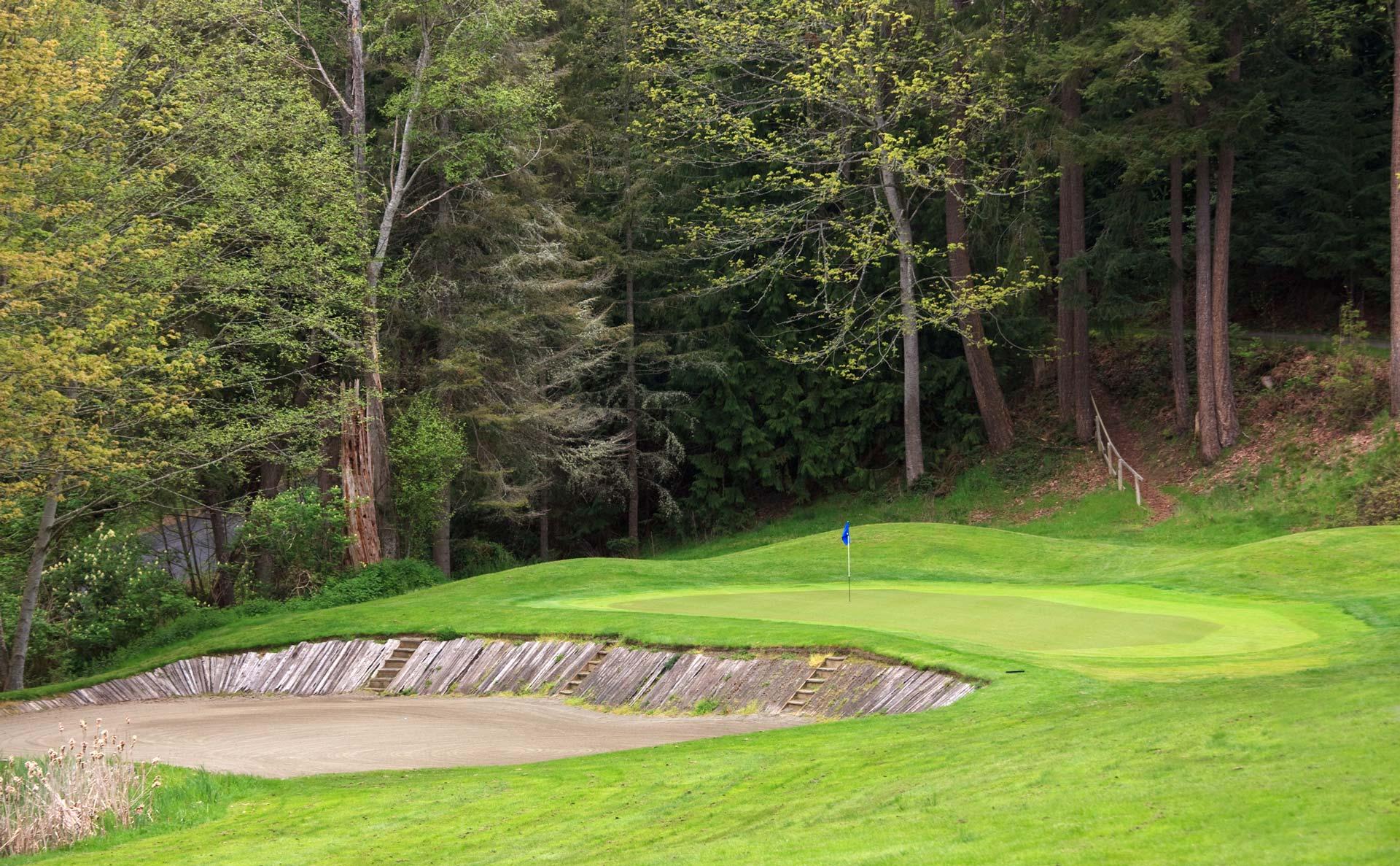 Morningstar Golf Course - Hole 12