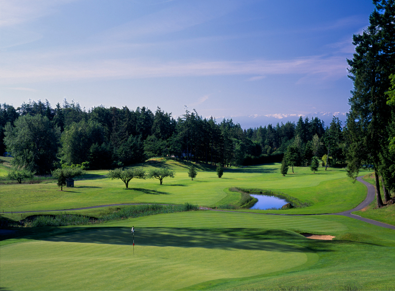 olympic view golf club in Victoria British Columbia